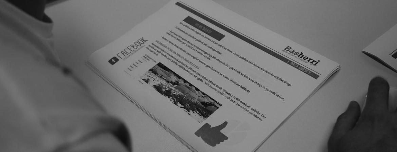 Basherri Sarearekin sare sozialen estrategia formazioa PuntuSoziala egitasmoan